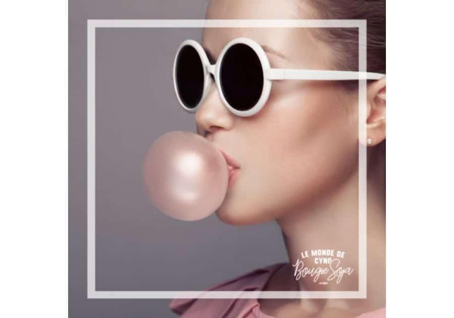 Bougie Bubble Gum