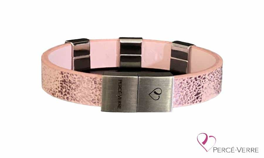 bracelet rose personnalisation-attache