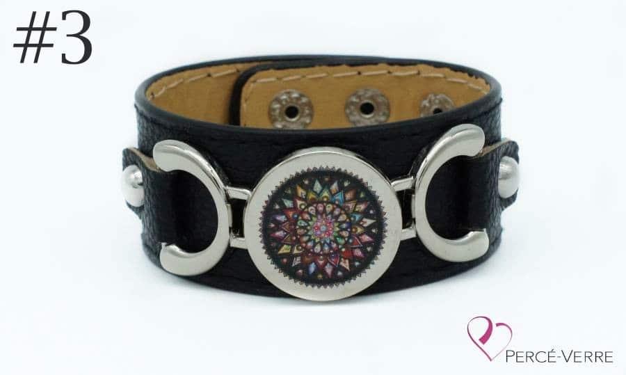 Bracelet personnalisé gratuit échantillon Mandala