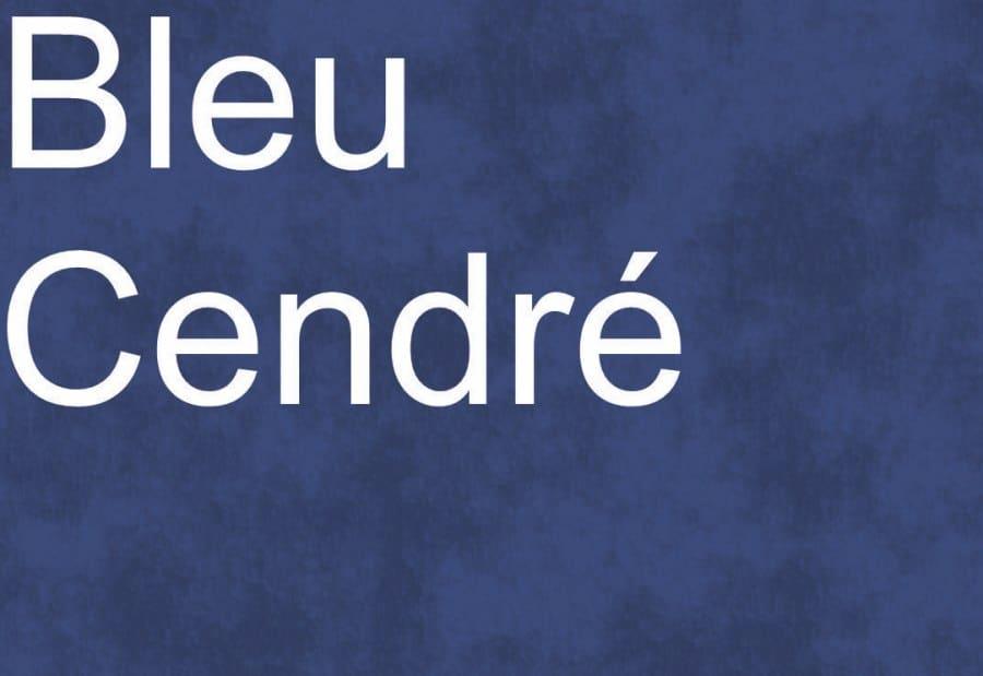 Couleurs t-shirts BLEU CENDRÉ
