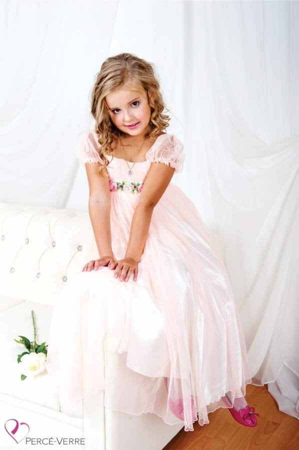 Bijoux enfants Fillette pendentif licorne