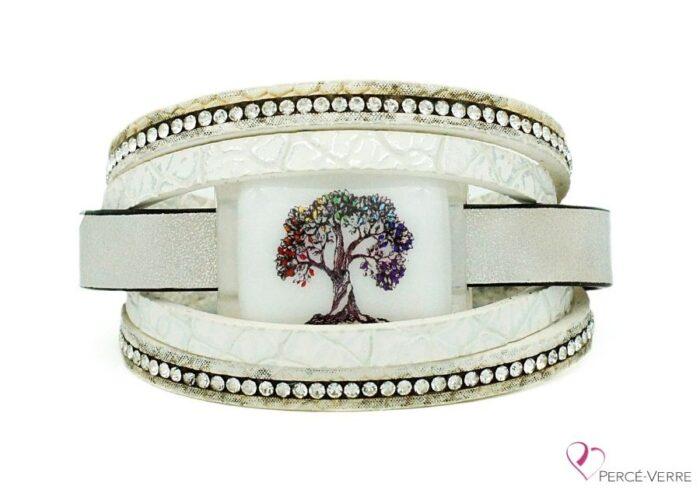 Bracelet Super Fashion Arbre de vie