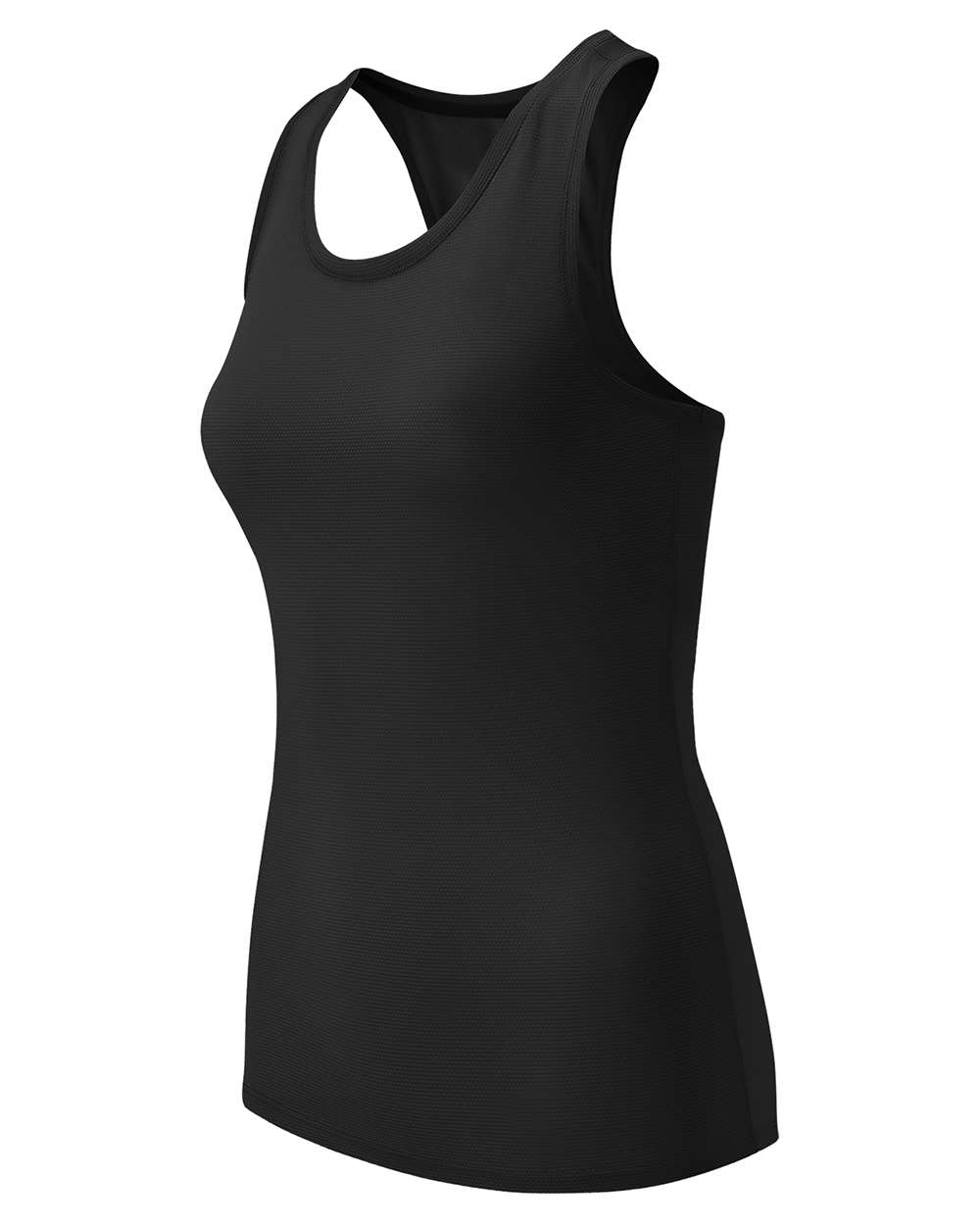 Camisole pour femme New-Balance-WT01017P-Caviar