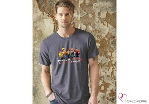 """T-Shirt """"XXX rénove le chantier de nos vies"""""""
